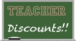 Teachers Discounts
