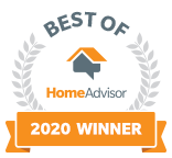 Home Advisor 2020 Badge